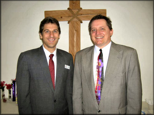 Missionary Andy Grosh