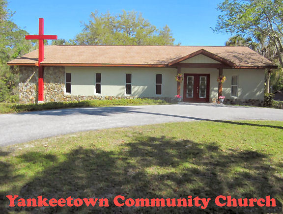 Yankeetown Community Church